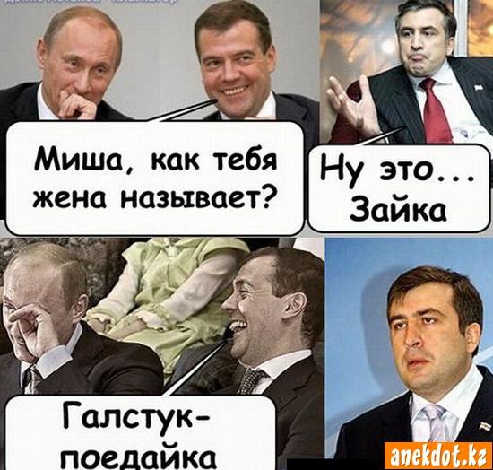 анекдоты про путина и медведева видео